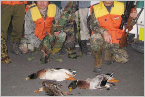 猟友会に入ると狩猟者登録の手続きが楽になる