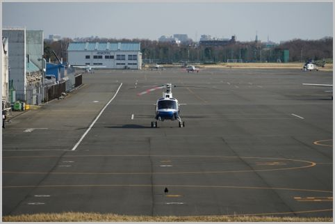 地方自治体や企業などが開設している航空無線局
