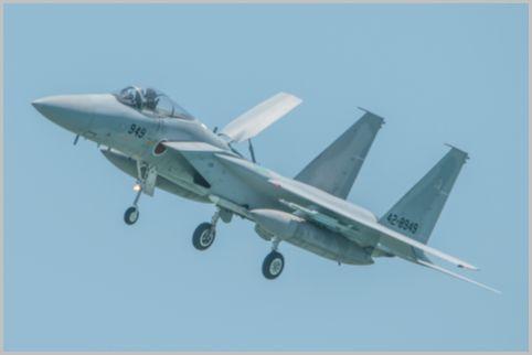 航空自衛隊の戦闘機部隊が例を見ない移動を実施