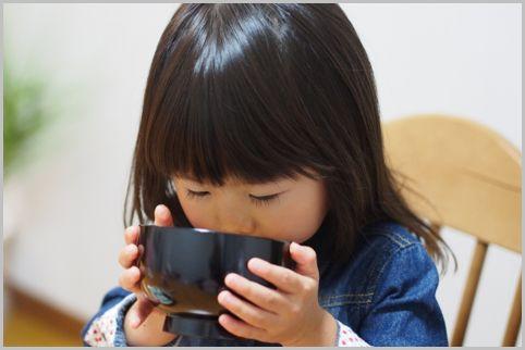 即席味噌汁の調味料で「味音痴」が生まれやすい