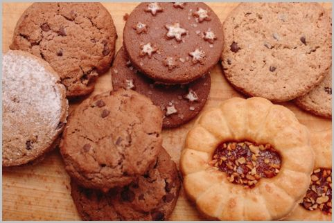 クッキーはベーキングパウダーの中身に注意する
