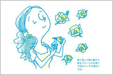 風水で恋愛運をアップするなら「香水をつける」
