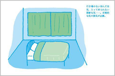 風水で寝室に鏡を置くと悪い恋愛運を招きやすい