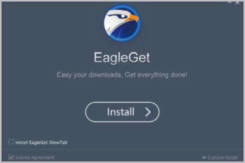 動画ダウンローダー「EagleGet」を使いこなす
